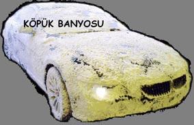 Köpük Banyosu